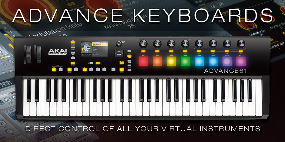 ADVANCE KEYBOARDS